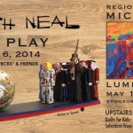 Exhibits Opening Saturday, May 17th at Spiva Center for the Arts