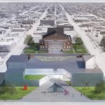 Update: Community Cultural Arts Center at Memorial Hall Site