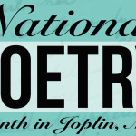 National Poetry Month in Joplin, MO 2016