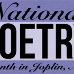 National Poetry Month in Joplin, MO 2017