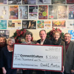 David E. Martin Gives $5,000 to Joplin Arts & Entertainment Center